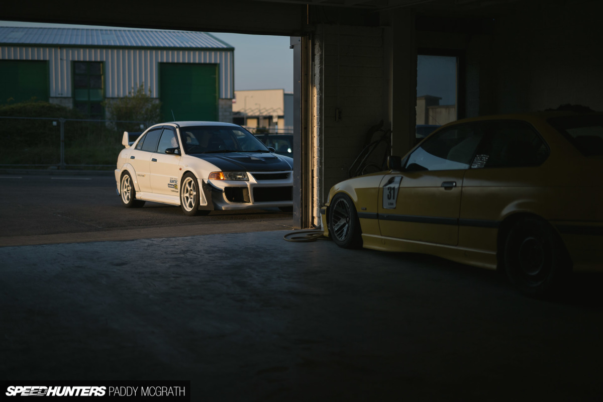 Random Snap: Suddenly, A Wild Evo Appears