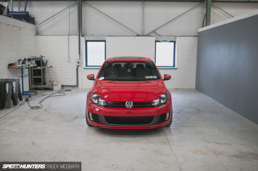2016 Project GTI Air Lift Performance Install by Paddy McGrath-1