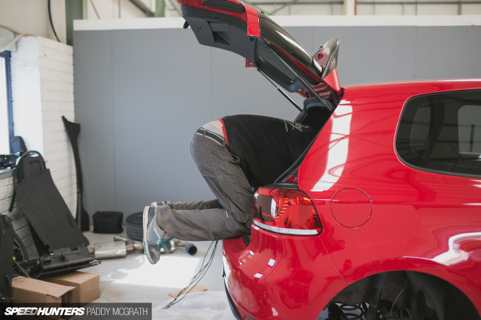 2016 Project GTI Air Lift Performance Install by Paddy McGrath-18
