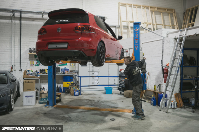2016 Project GTI Air Lift Performance Install by Paddy McGrath-31