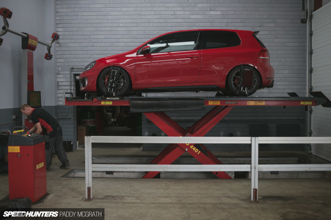 2016 Project GTI Air Lift Performance Install by Paddy McGrath-49