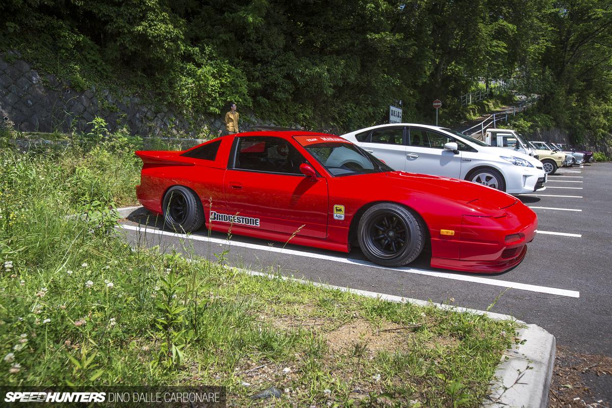 Seeing Red: Team Maranello180SX