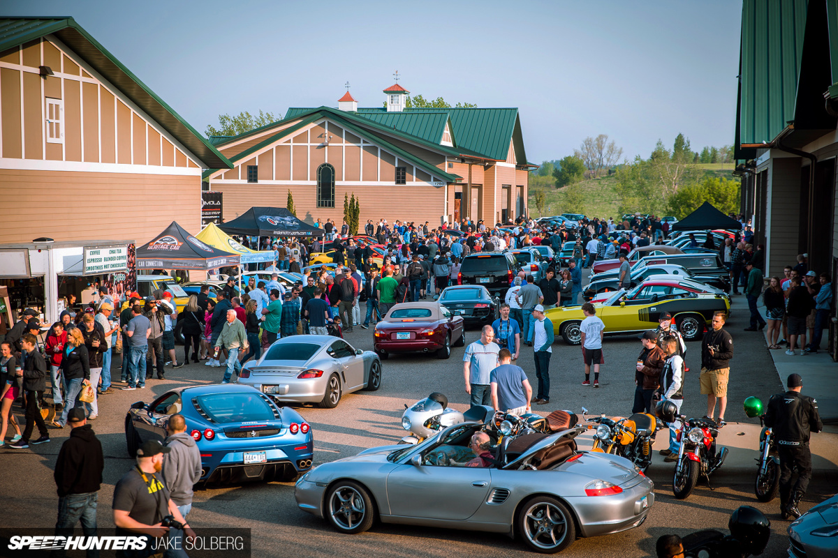 Cars & Coffee In The North Star State