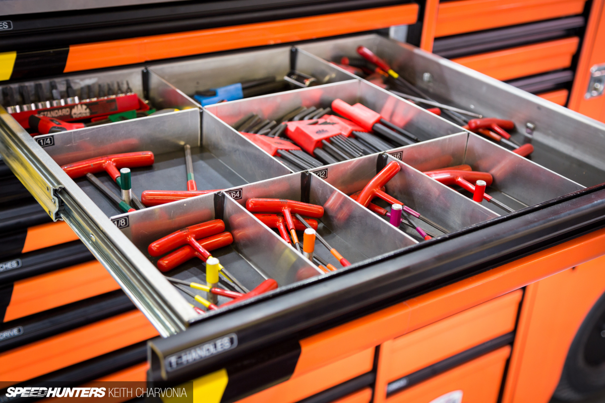 Want To See Inside A Nascar Toolbox Speedhunters