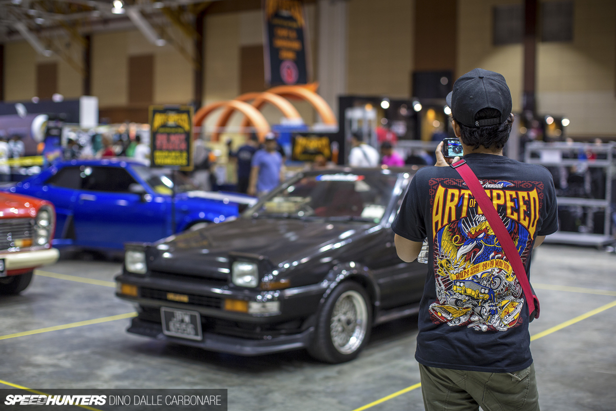 Malaysia Hunting At Art OfSpeed