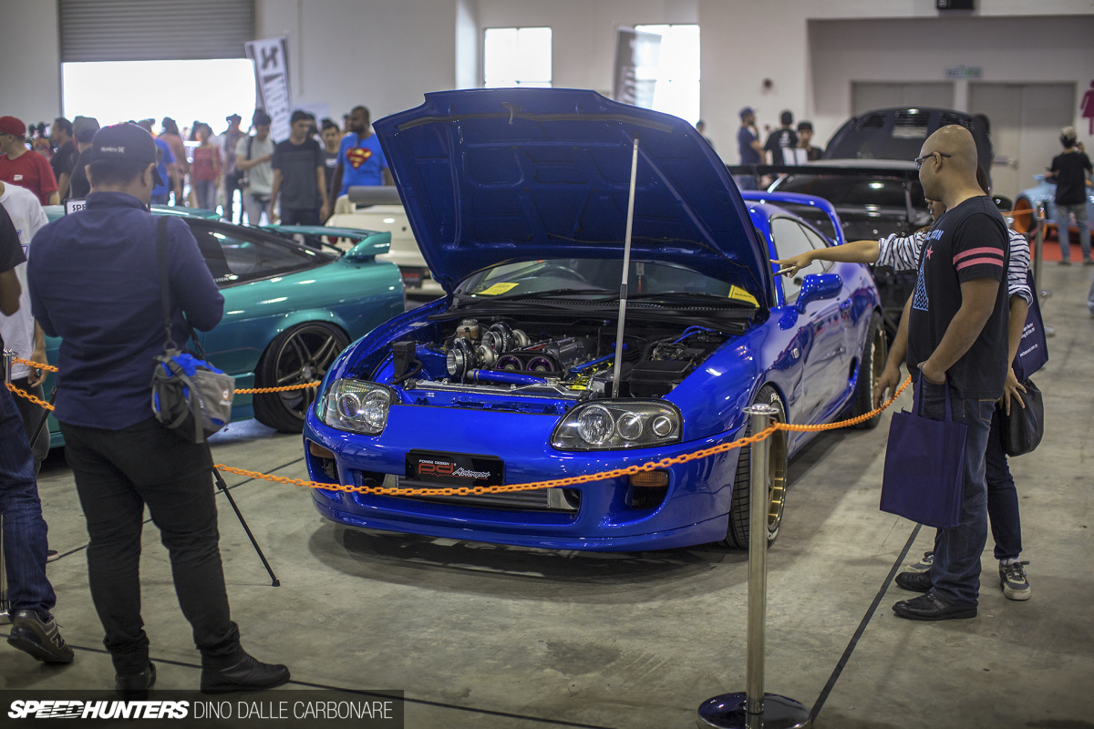 A Supra That Likes It A Quarter Mile At ATime