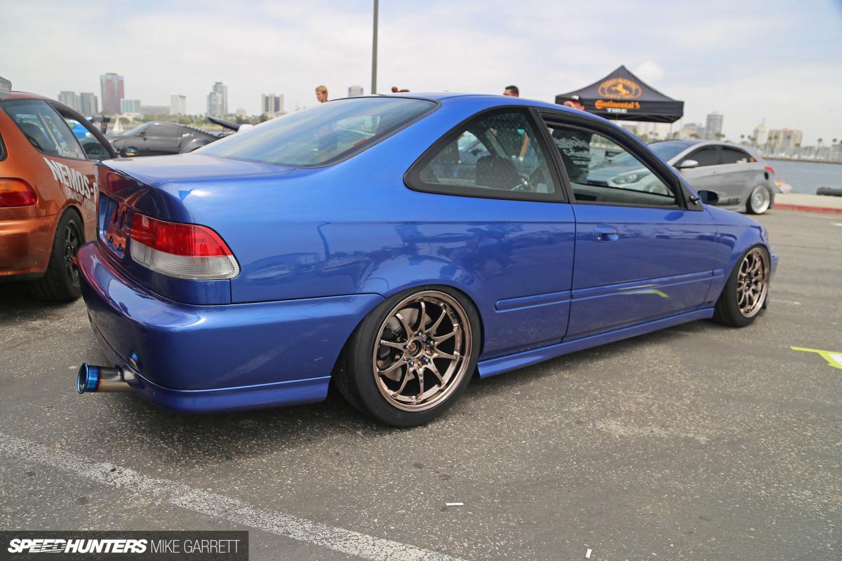 Civic X
