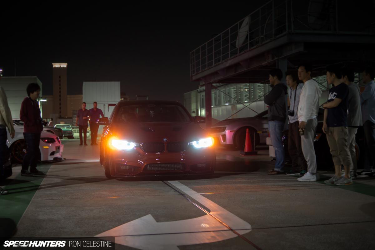 Odaiba After Dark: A BMWMini-Meet