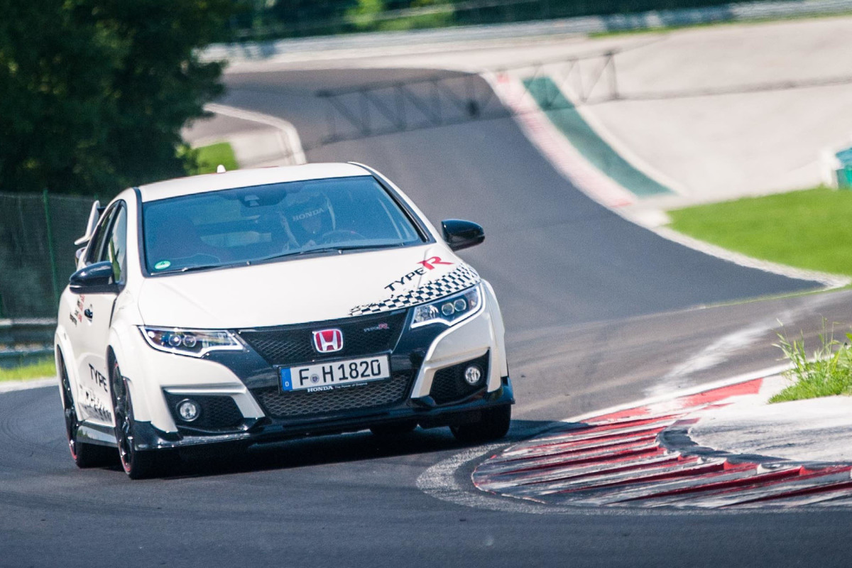 World Beater? The New Civic Type R's European Attack