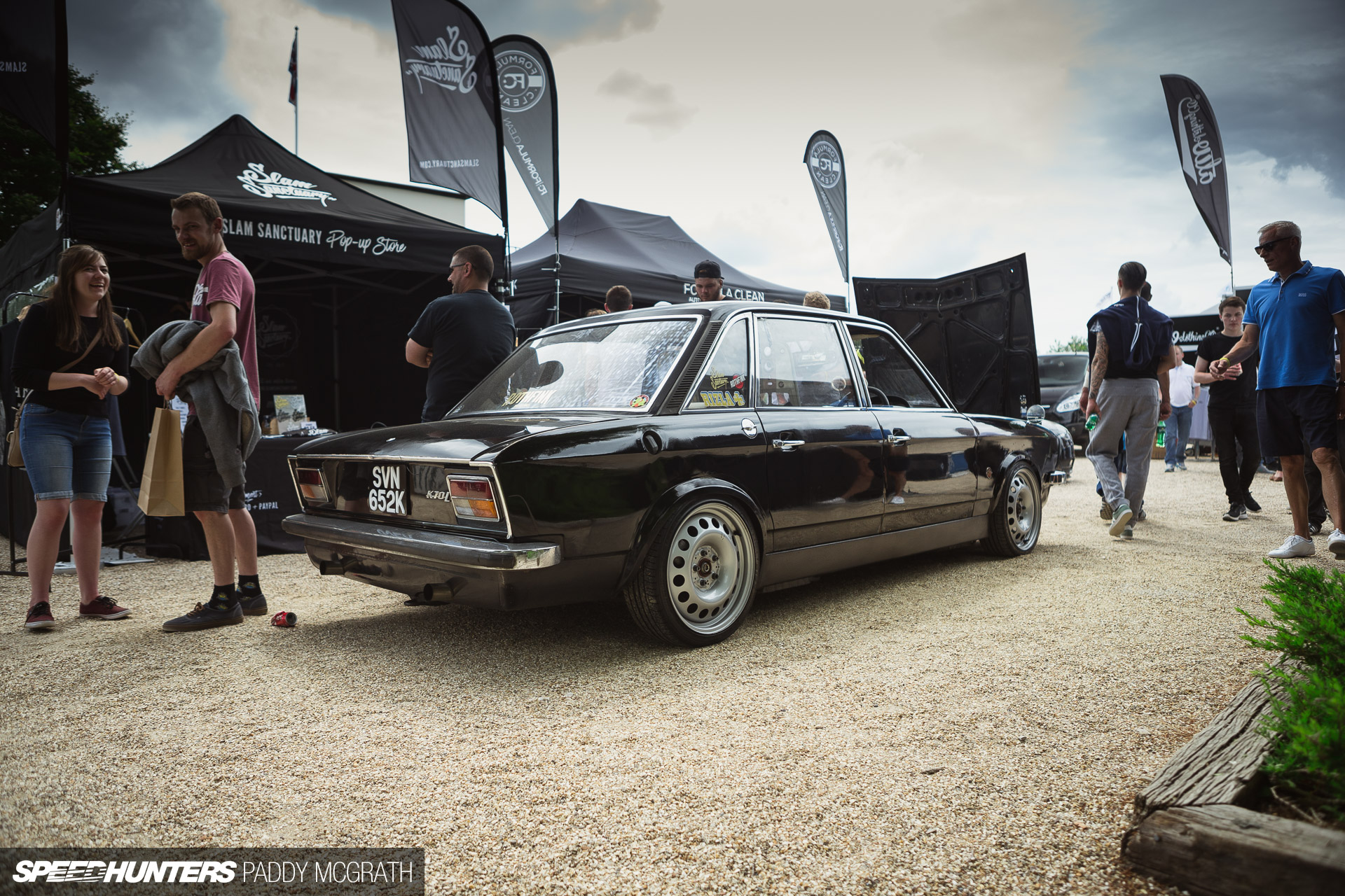When Two Become One: A W8-Powered Volkswagen K70 - Speedhunters