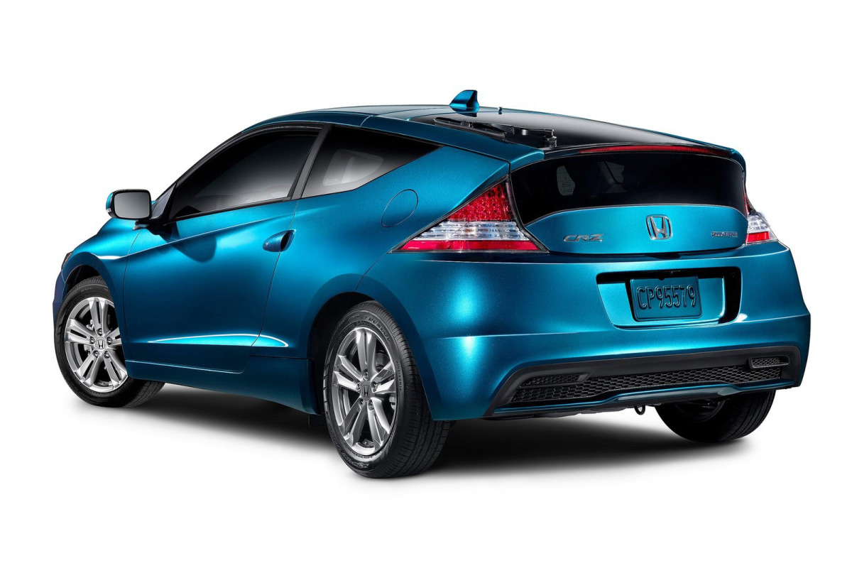 Honda Cr X >> The End Of The Honda CR-Z - Speedhunters