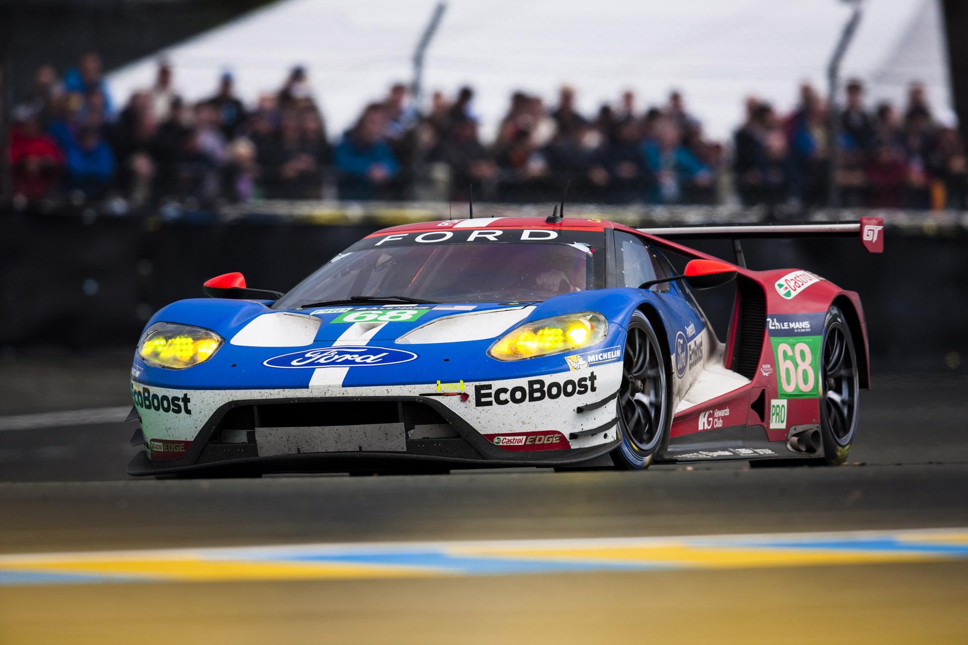 Ford & Porsche Triumph At Le Mans; Toyota LeftHeartbroken
