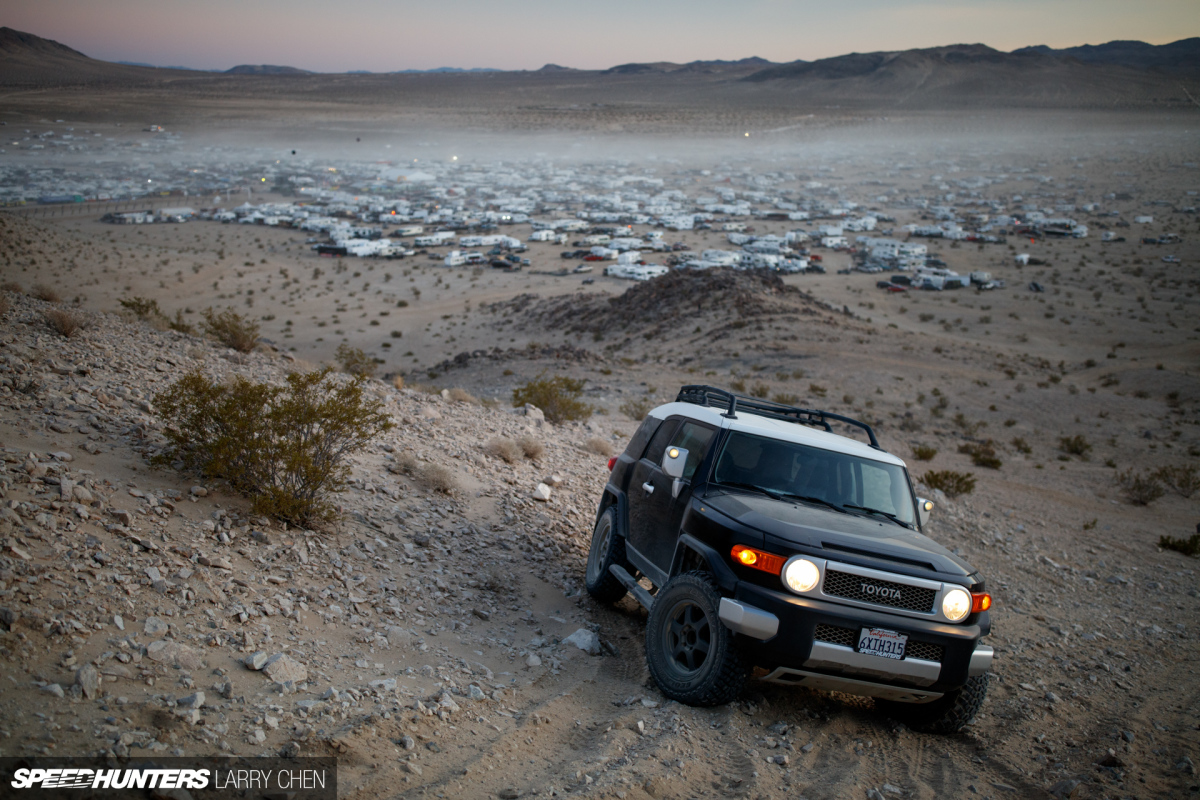 Project FJ Cruiser Chasing OffRoad Racing  Speedhunters