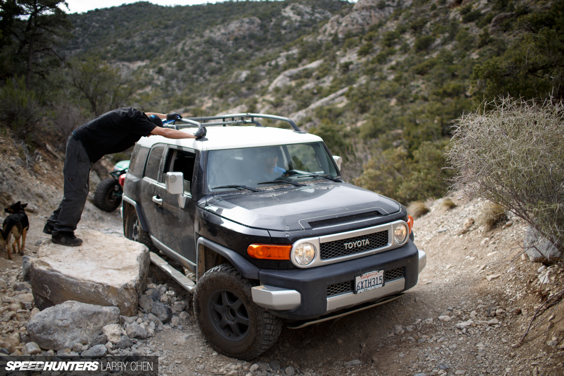 Project Fj Cruiser Chasing Off Road Racing Anything Cars The Fuel Filter Location Larry Chen Speedhunters Toyota Car 35