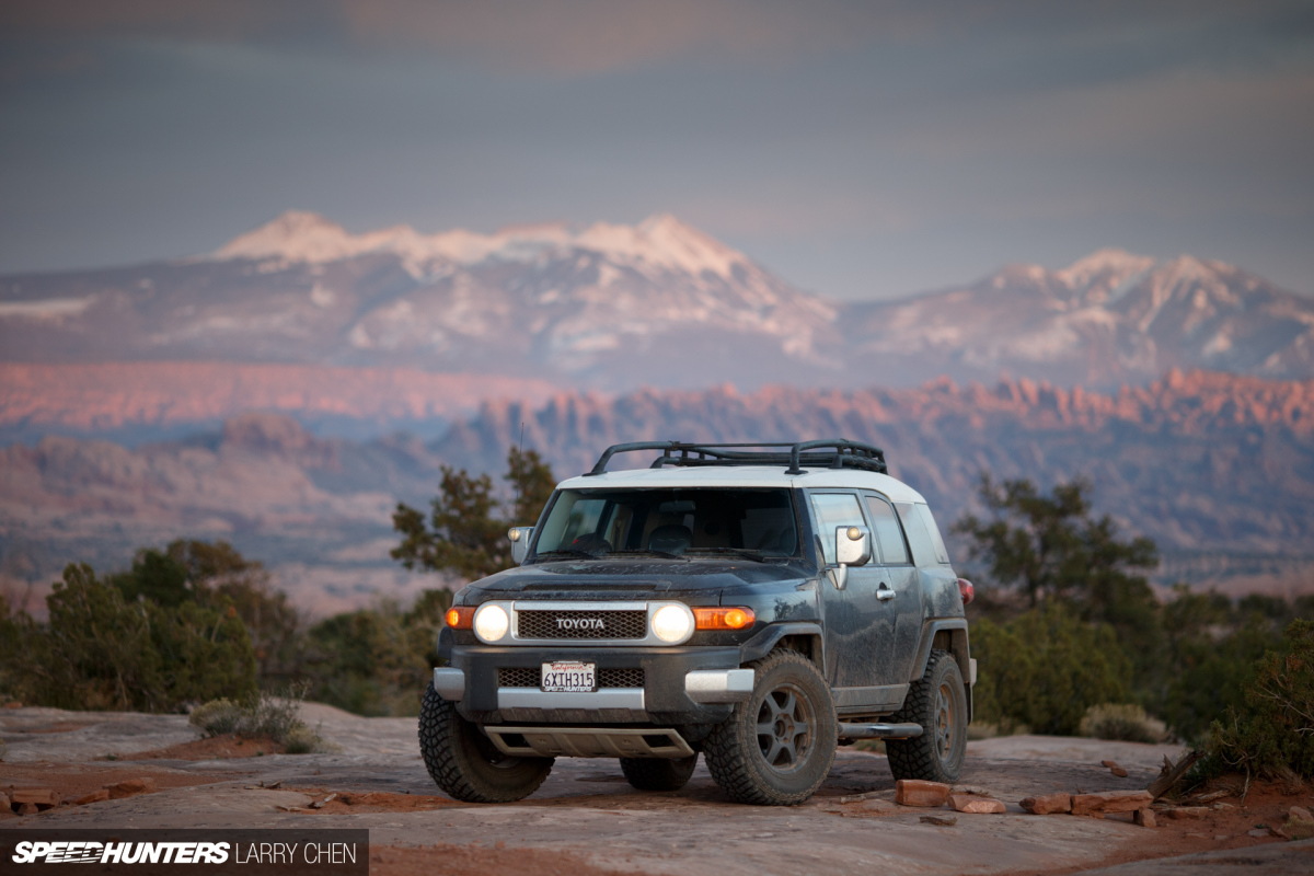 Project FJ Cruiser: Chasing Off-Road Racing
