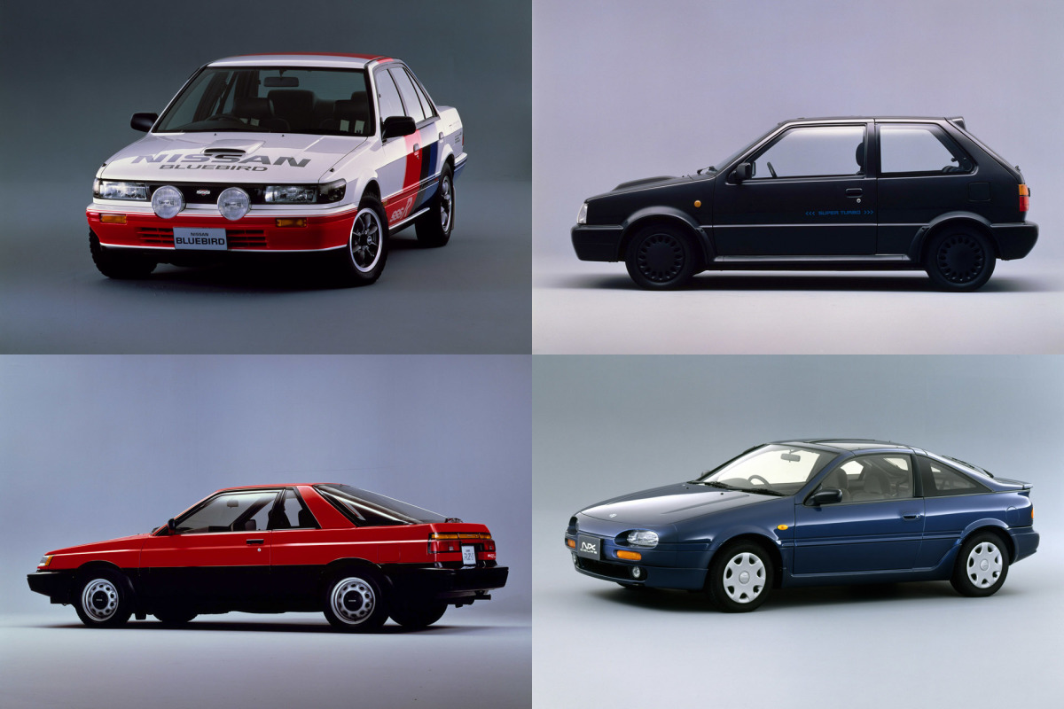 Forgotten Nissans Of The '80s & '90s - Sdhunters