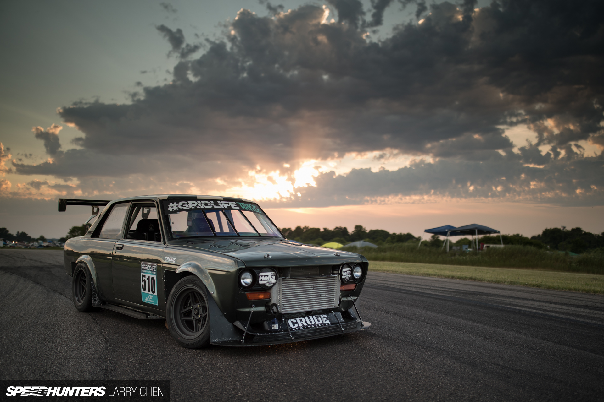 The Cars Of Gridlife Speedhunters