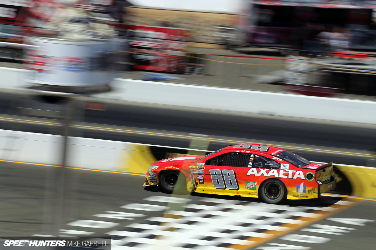 Road Course Action & An Epic Finish: NASCAR At Sonoma