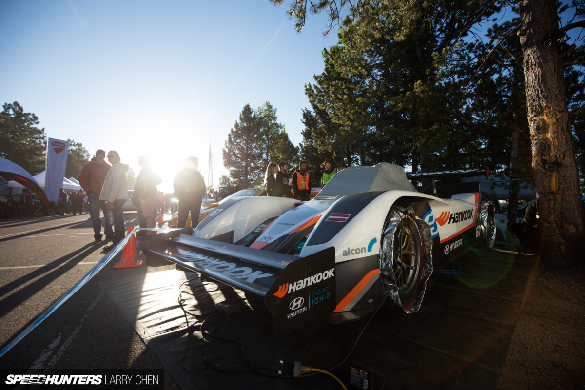 Pikes Peak Electric Race Cars Are Here To Stay Speedhunters