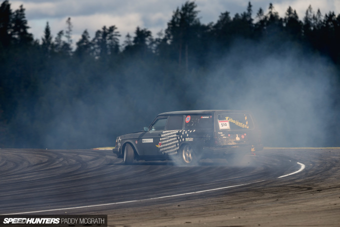 2016 Gatebil Rudskogen Drifting by Paddy McGrath-5