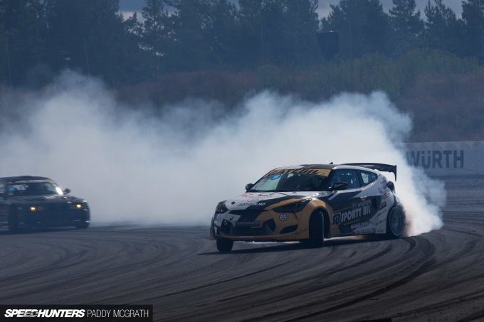 2016 Gatebil Rudskogen Drifting by Paddy McGrath-15