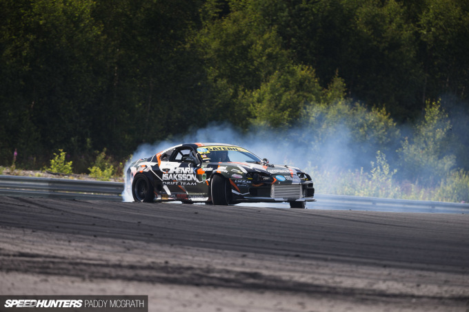 2016 Gatebil Rudskogen Drifting by Paddy McGrath-78