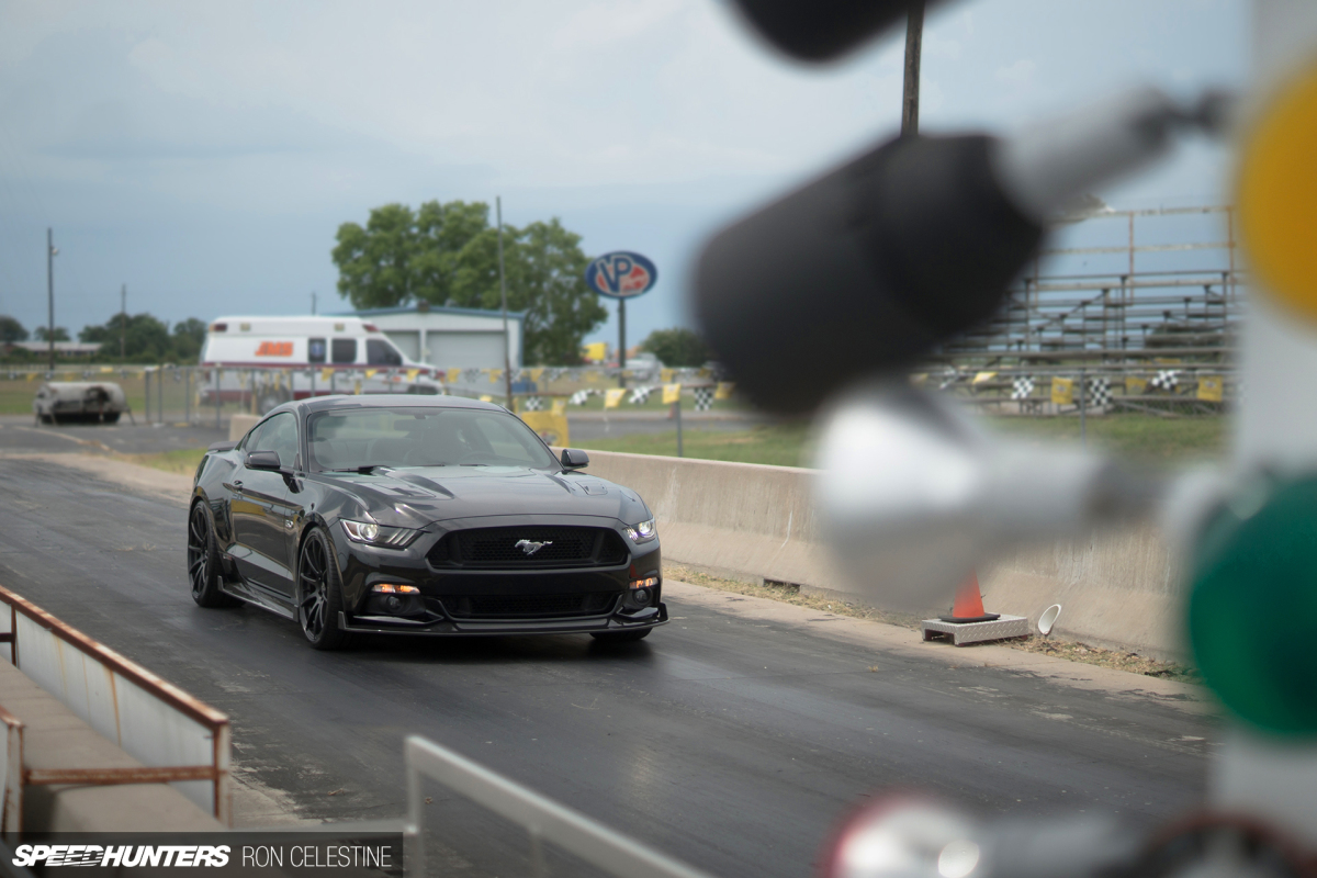 Power Hungry: Hennessey's HPE750 MustangGT