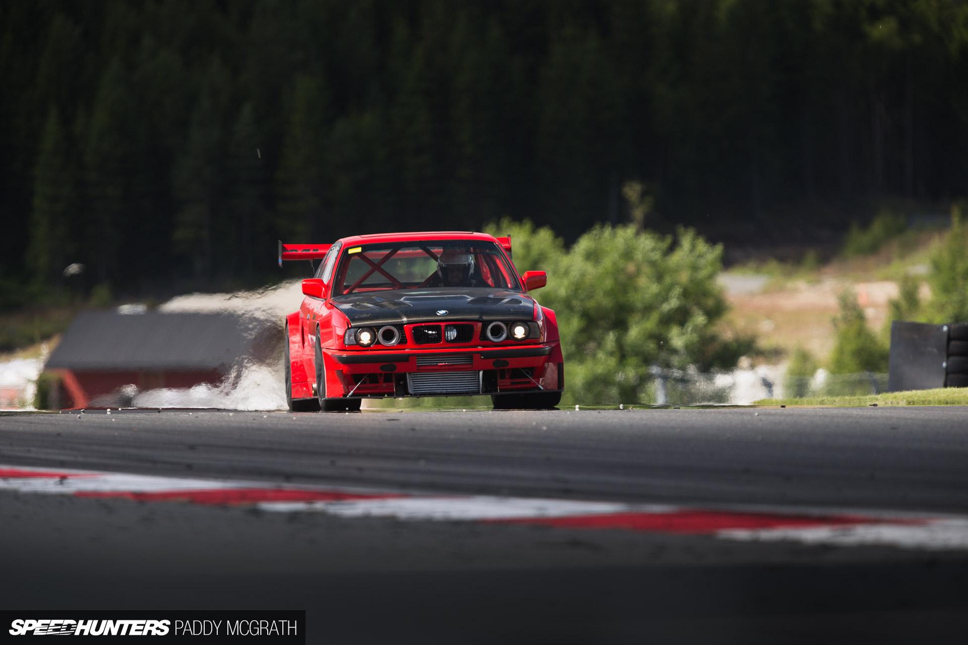 Evolving An Extreme BMWE34