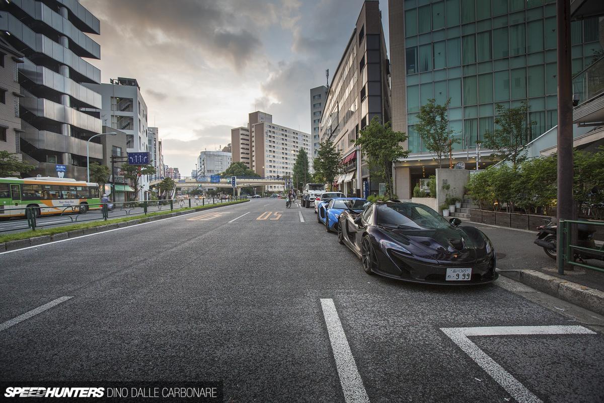 Tokyo Speedhunting: Rare Metal (&Carbon)