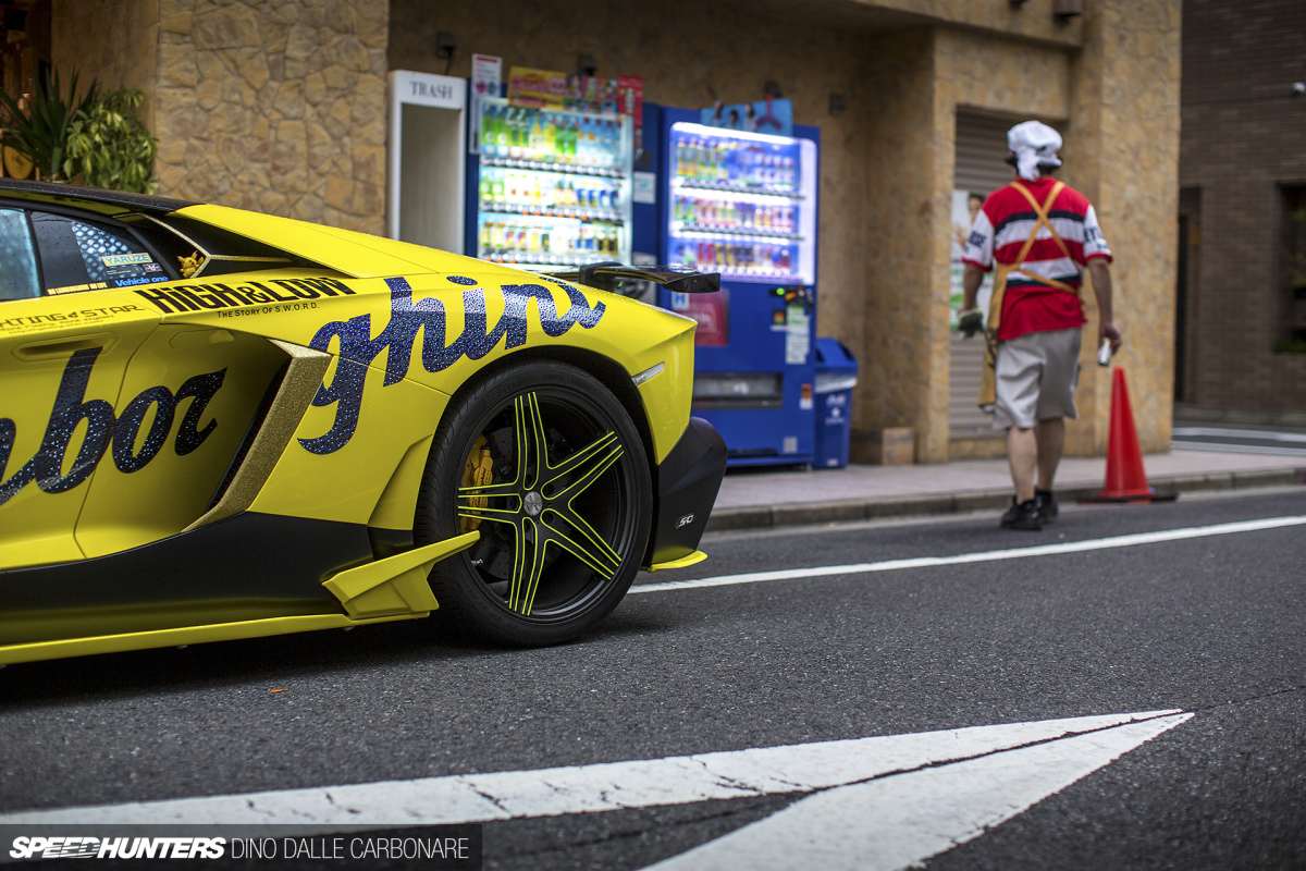 Fighting Star Welcome To Morohoshi S Lair Speedhunters