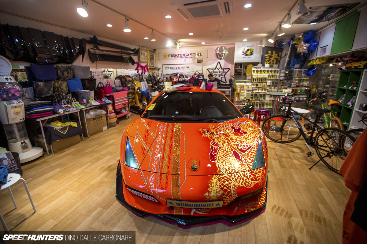 Itu0027s Somewhere Heu0027s Able To Display His Beloved Customized Lamborghinis  Alongside The Wide Variety Of Merchandise Heu0027s Designed And ...