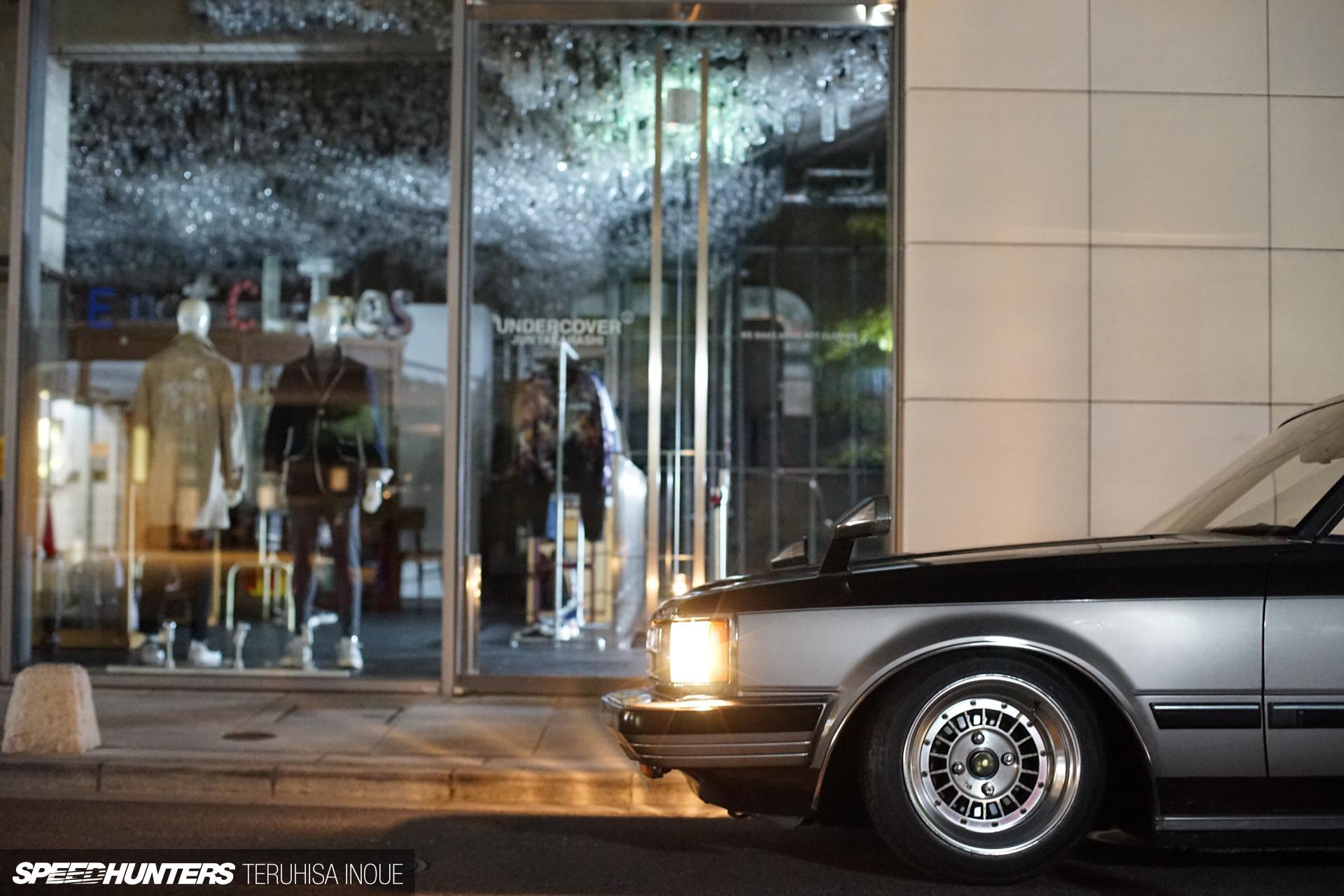 Hokkaido Style: A GX61 Cresta InTokyo
