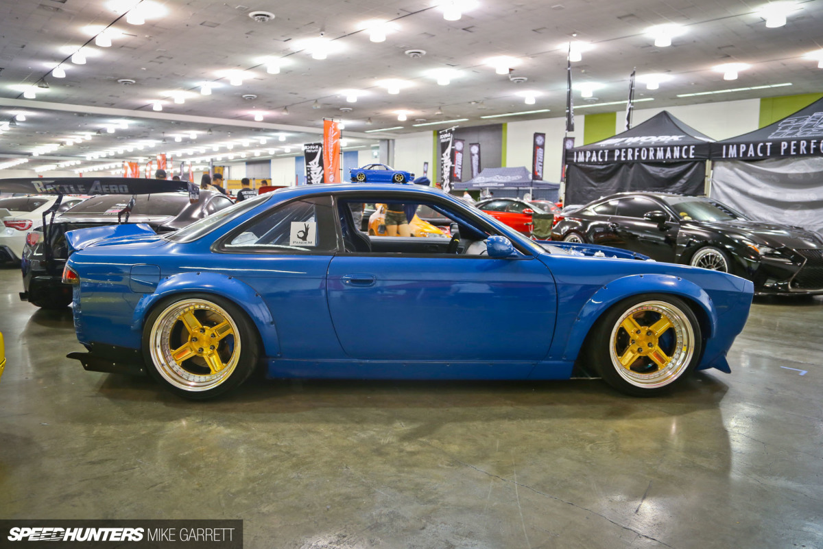 Nissan San Jose >> The Boosted, BMW-Powered Boss S14 - Speedhunters