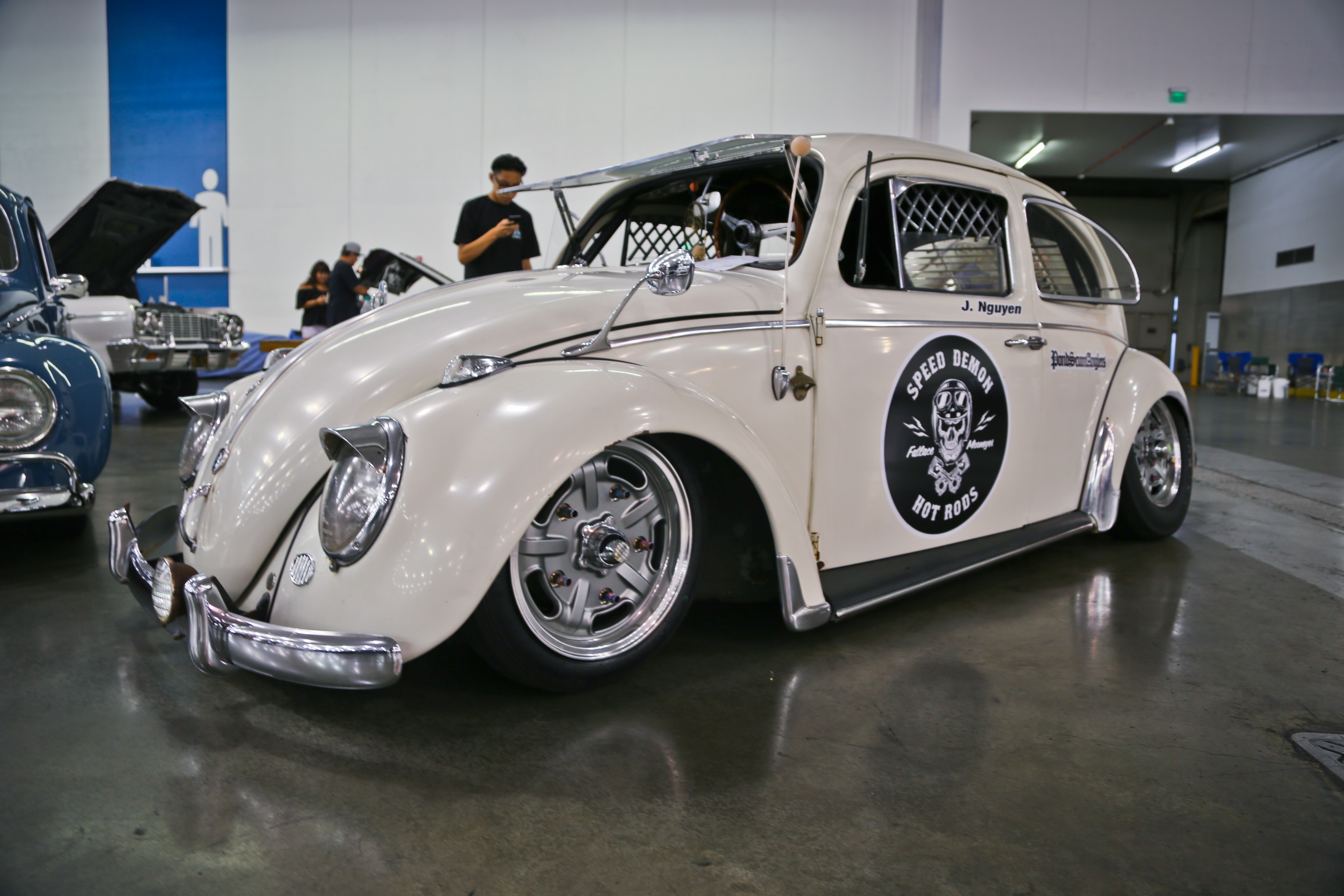 A German Hot Rod In California Anything Cars The Car Enthusiasts