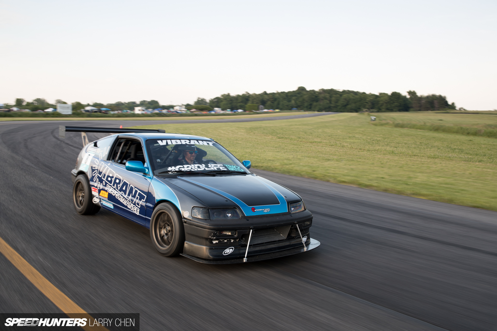 Cr X Rwd Turbo A Honda Surprise Speedhunters