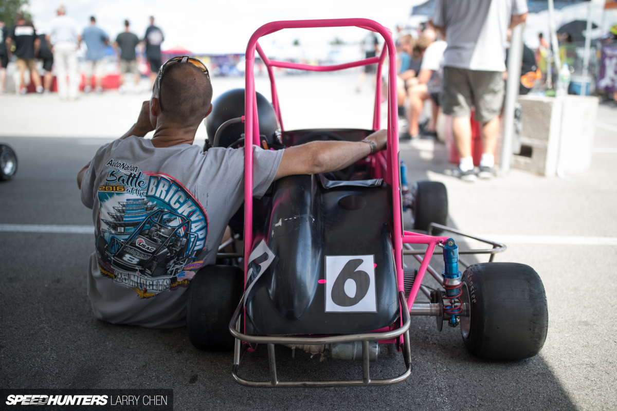Full Size Midget Go Cart For Sale