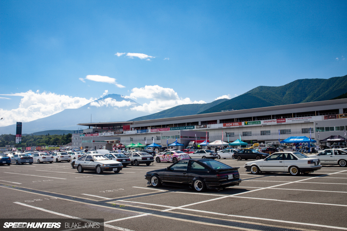 Living The Hachiroku Life At Fuji 86Style