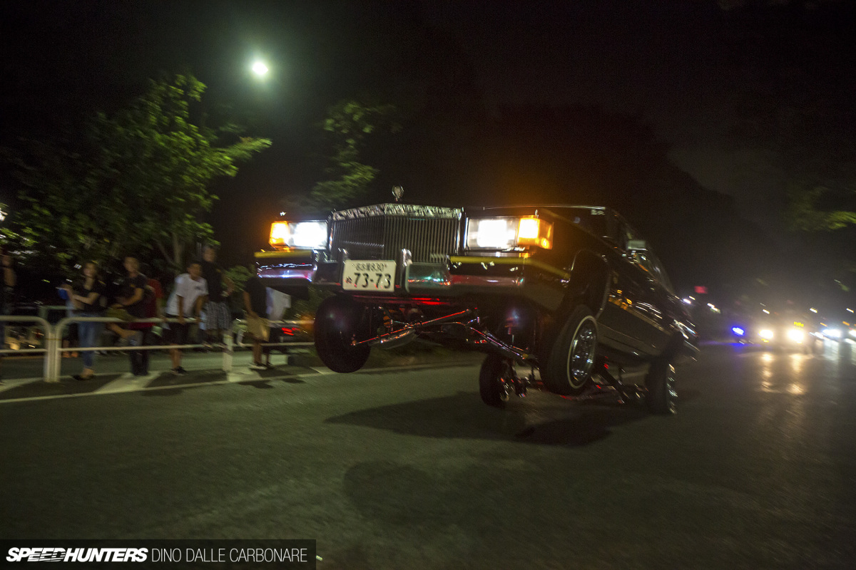 Lowriders Take Over Tokyo