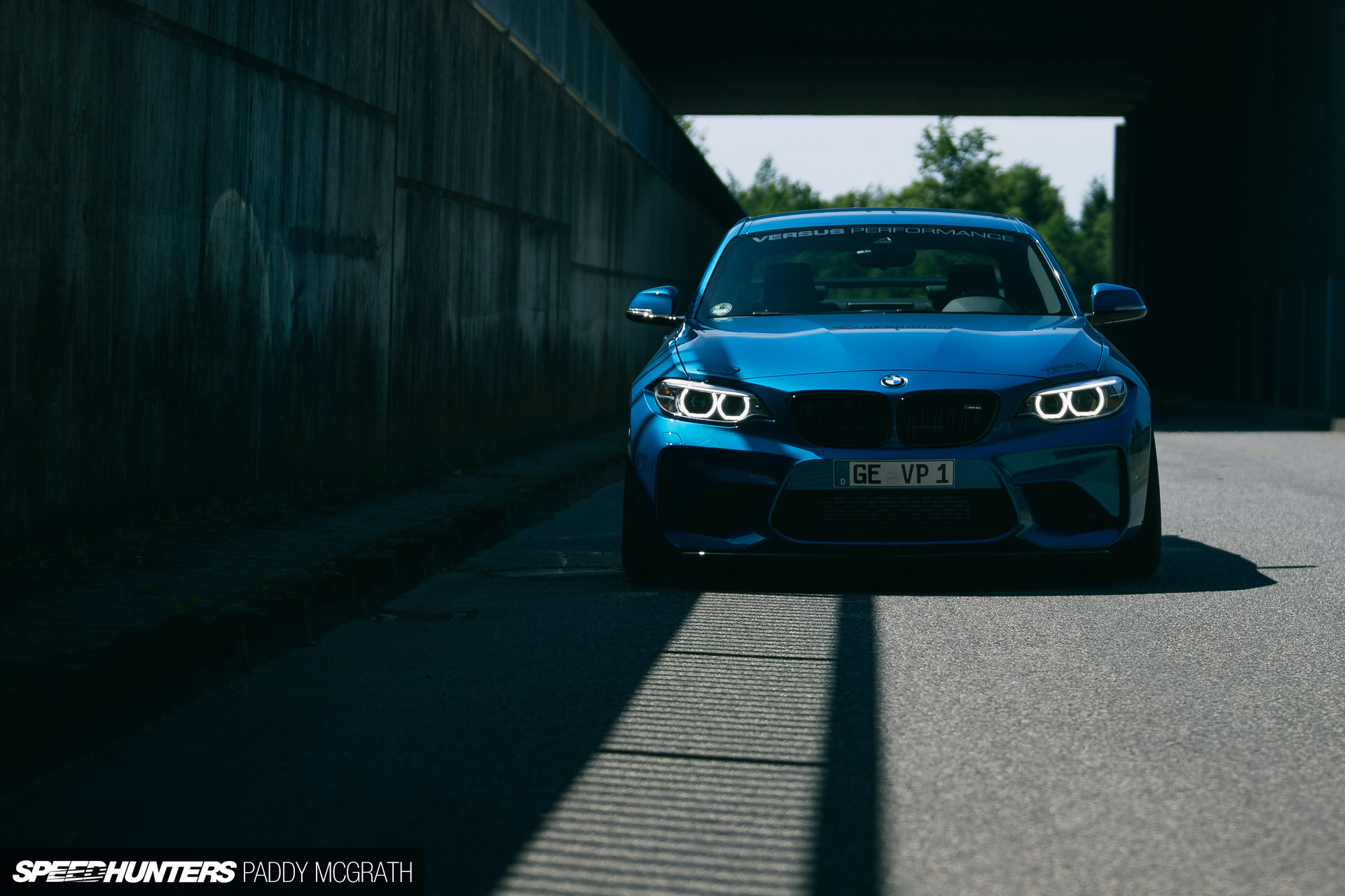 Driven: The M2 In The Eifel