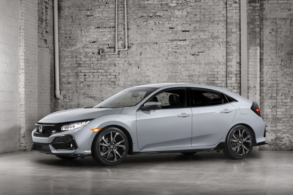 Return Of The Civic Hatchback