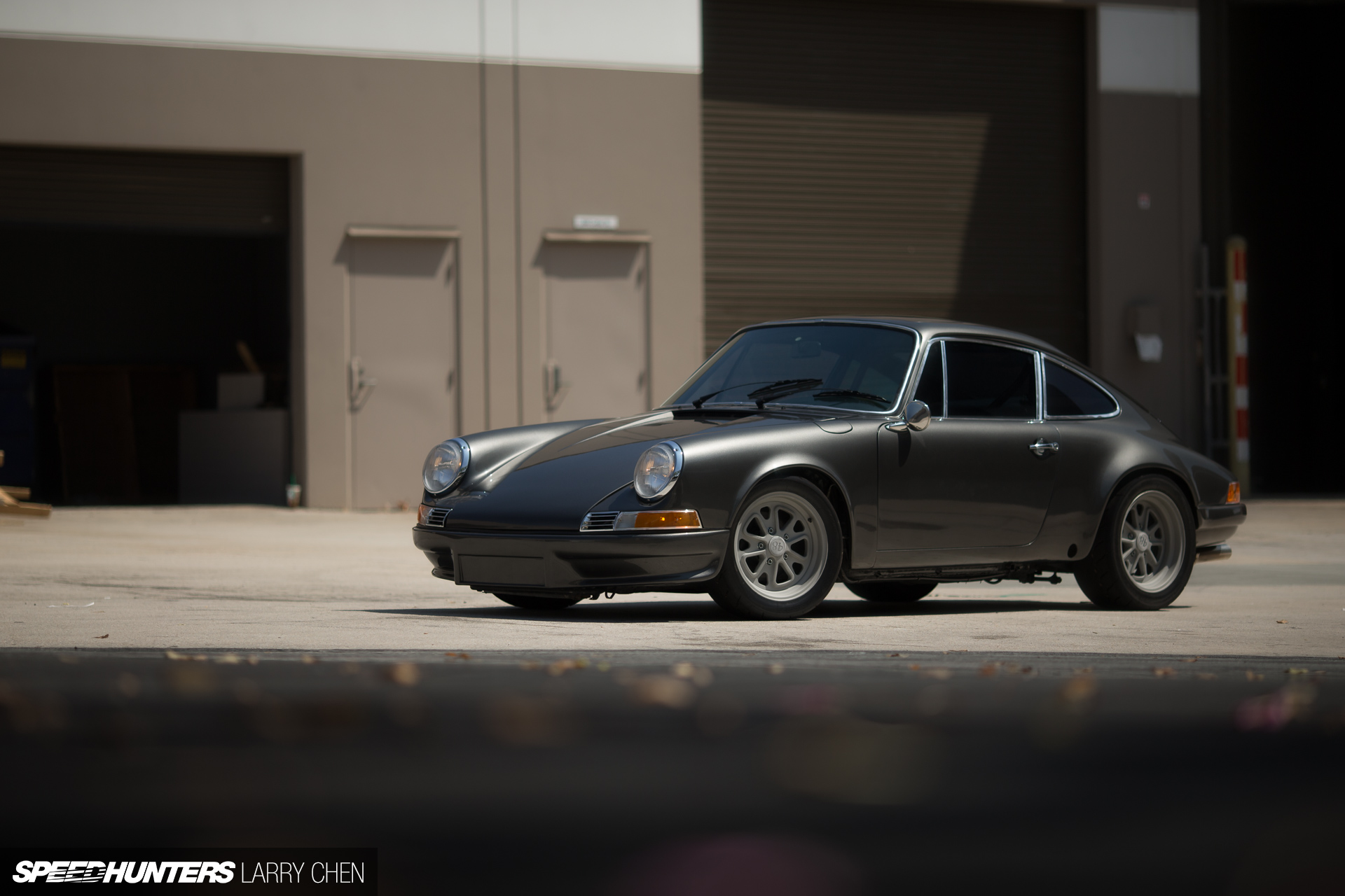 Bisimoto: Building The 911BR