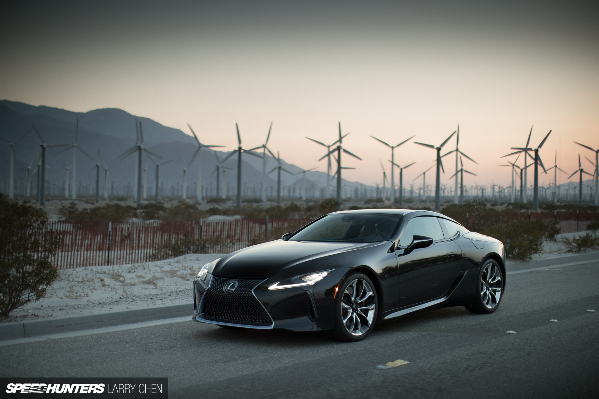 An Encounter With The Lexus LC 500