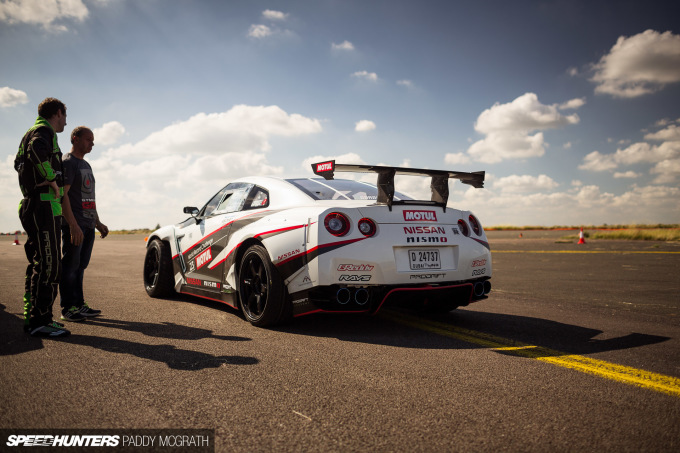 2016 NISMO GT-R Prodrift Academy by Paddy McGrath-8
