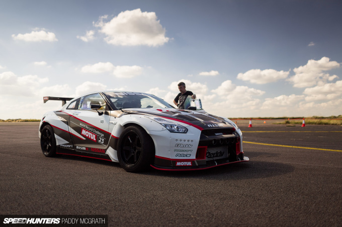 2016 NISMO GT-R Prodrift Academy by Paddy McGrath-9
