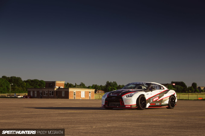 2016 NISMO GT-R Prodrift Academy by Paddy McGrath-11
