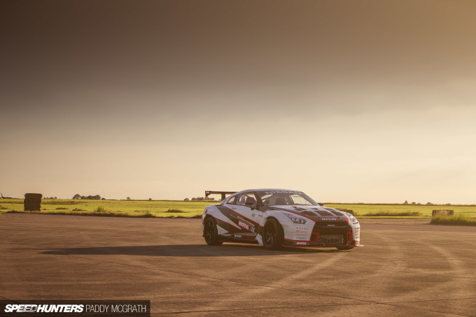 2016 NISMO GT-R Prodrift Academy by Paddy McGrath-14