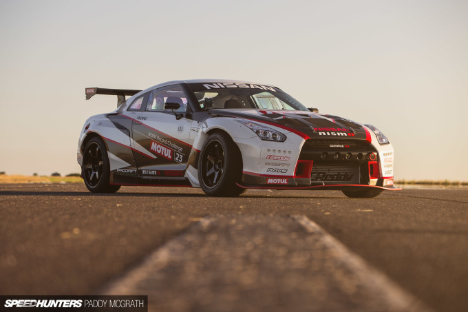 2016 NISMO GT-R Prodrift Academy by Paddy McGrath-23
