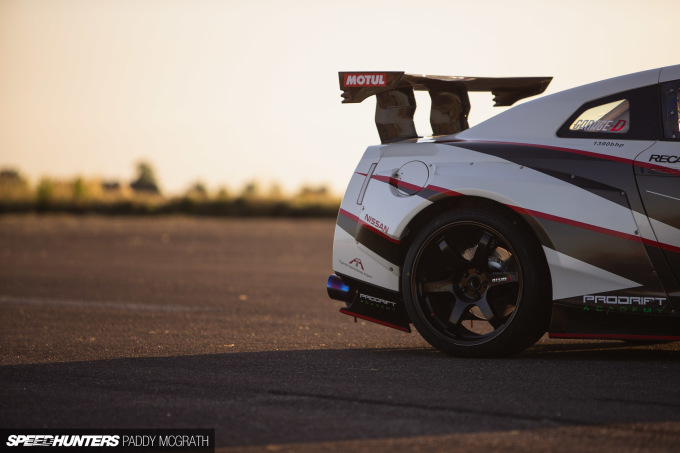 2016 NISMO GT-R Prodrift Academy by Paddy McGrath-24