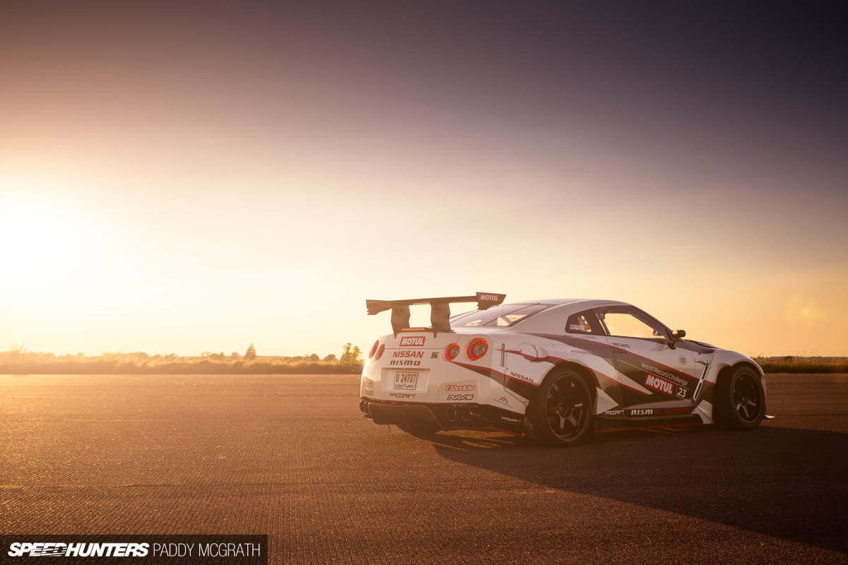 Beyond Doubt: The World's Fastest Drift Car
