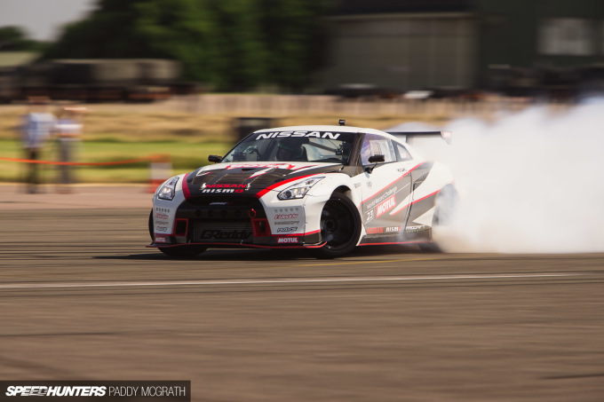 2016 NISMO GT-R Prodrift Academy by Paddy McGrath-32